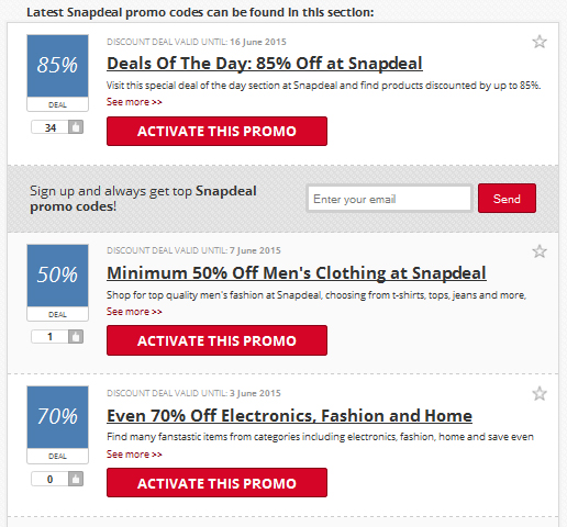 cupon-code-snapdeal